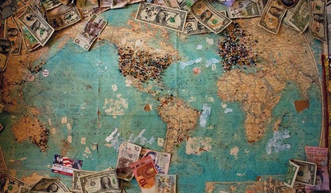 planifier un voyage à l'étranger