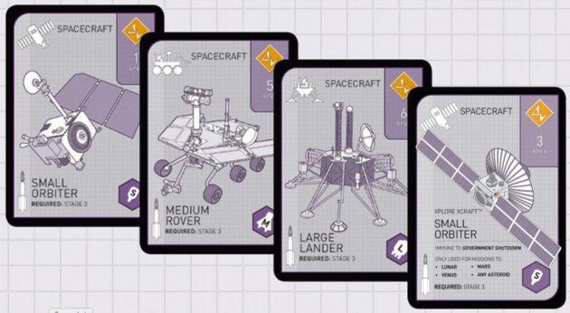 Cartes Xtronaut 2.0