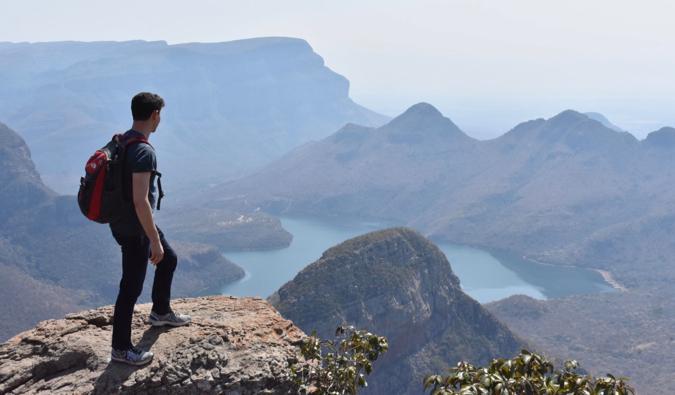 Réserve naturelle de Blyde River Canyon en Afrique du Sud