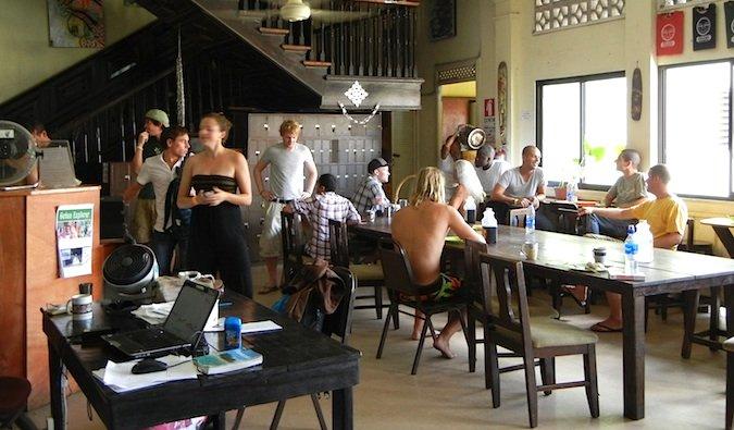 Auberge de Luna à Panama City