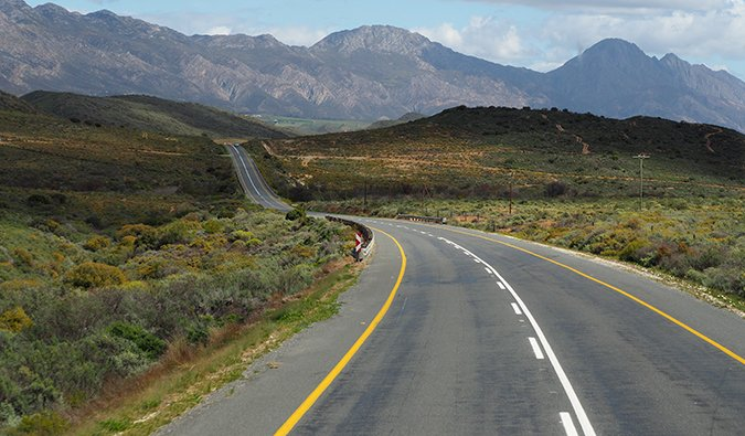 road trip sur la Garden Route en Afrique du Sud